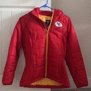 Kansas City Chiefs Woman's Winter Jacket